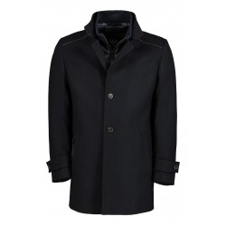 Coat LAVARD (dark blue)