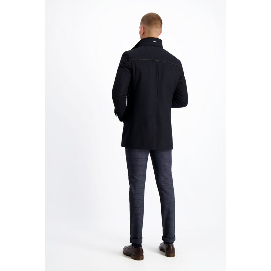 Coat LAVARD (dark blue)