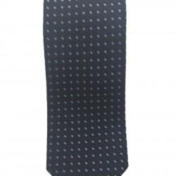 Silk tie 7 cm Olymp (blue)