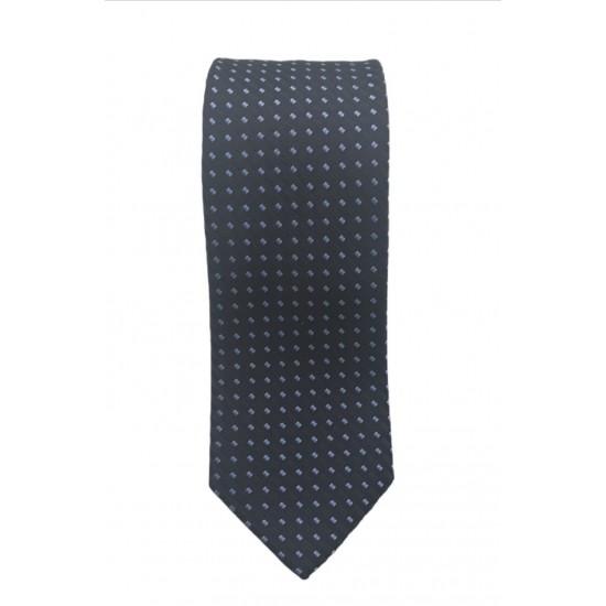 Γραβάτα μεταξωτή 7 εκ. Olymp (μπλε)