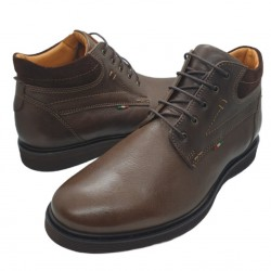 Low Boots  EX-S by Anteos (brown)