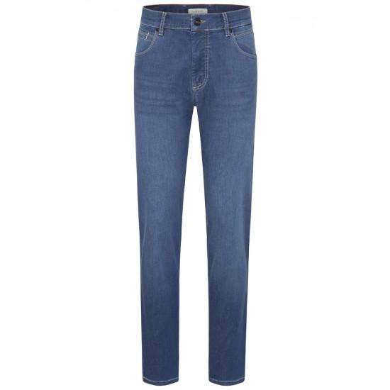 Jeans straight slim fit BUGATTI (blue-grey)