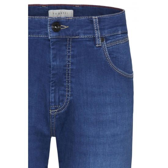 Jeans straight slim fit BUGATTI (blue)