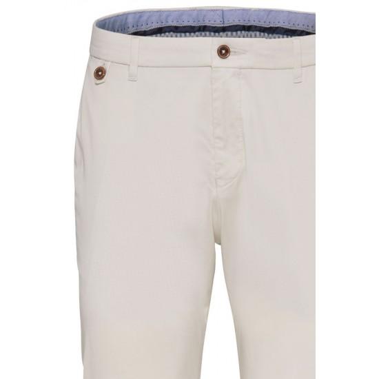 Chino Trousers Flatfront Soft Modern Fit Bugatti (beige)