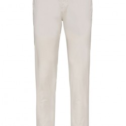 Chino Trousers Flatfront Soft Modern Fit Bugatti (beige)