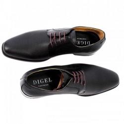 Lace-up shoes Scorpion Digel (black)