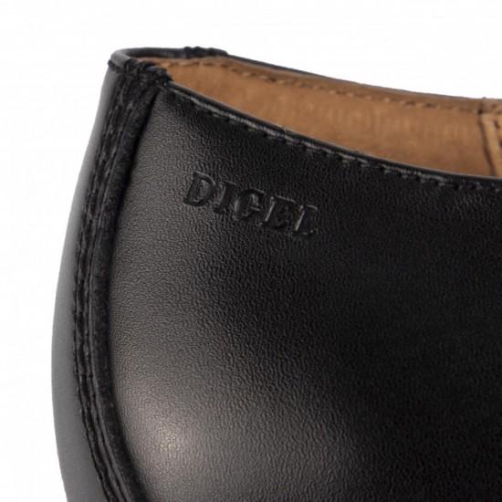 Δετά παπούτσια  Sebastian Digel (μαύρο)
