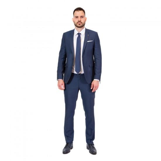 Κουστούμι slim fit DIGEL (ραφ)