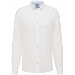 Pure Linen Casual-Fit Shirt Fynch-Hatton (white)