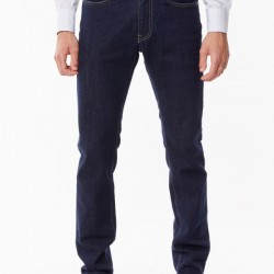 Τζιν slim fit GAS (dark blue)