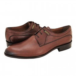 Παπούτσια Δετά Schebo Guy Laroche (κόνιακ)