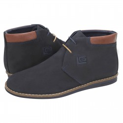 Low Boots Guy Laroche Leknes (blue)