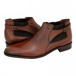 Low Boots Guy Laroche Lat (brown)