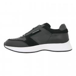 Παπούτσια casual Guy Laroche Cewice (μαύρο)