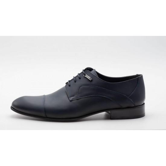 Παπούτσια Δετά Sorigny Guy Laroche (μπλε)