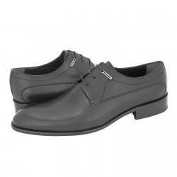 Παπούτσια Δετά Schebo Guy Laroche (μαύρο)