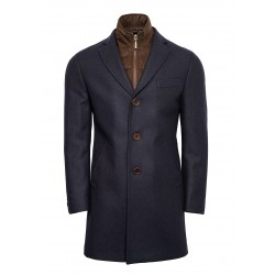 Coat Guy Laroche (blue)