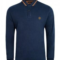 Μπλούζα Polo Guy Laroche (μπλε)