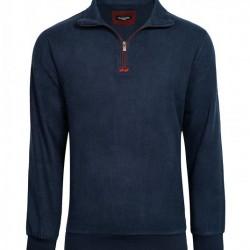 Μπλούζα Half-Zip Guy Laroche (blue)