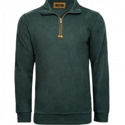 Sweatshirt Half-Zip Guy Laroche (green)