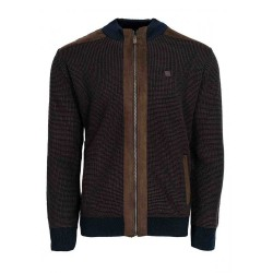 Cardigan Guy Laroche (brown)