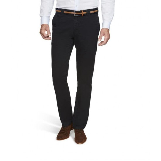 Chinos trousers Oslo Meyer (blue)