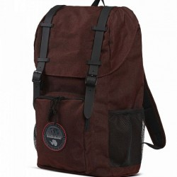 Backpack Hoyal Day Pack Napapijri (μπορντό)