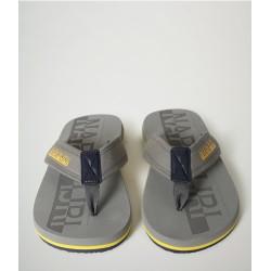 Flip Flops Elm Cotton Napapijri (γκρι)