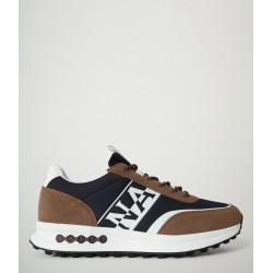 Sneakers Slate Napapijri (καφέ)
