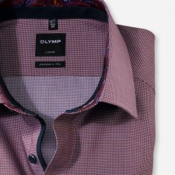 Shirt modern fit OLYMP (red)