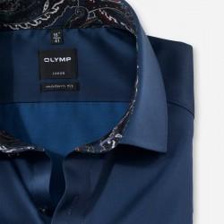 Shirt modern fit OLYMP (dark blue)