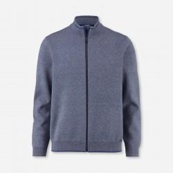 Cardigan Modern Fit Olymp (blue)