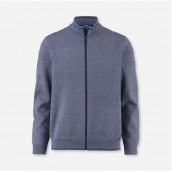 Cardigan Modern Fit Olymp (blue)