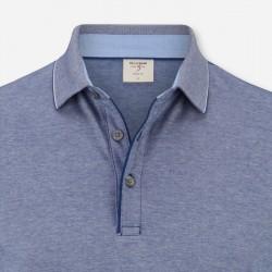 Short Sleeve Polo Body Fit Olymp (Midnight Blue)