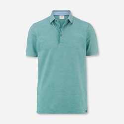 Short Sleeve Polo Body Fit Olymp (light green)