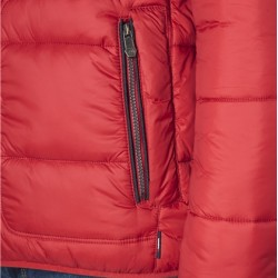 Jacket WALLACE Redpoint (red)