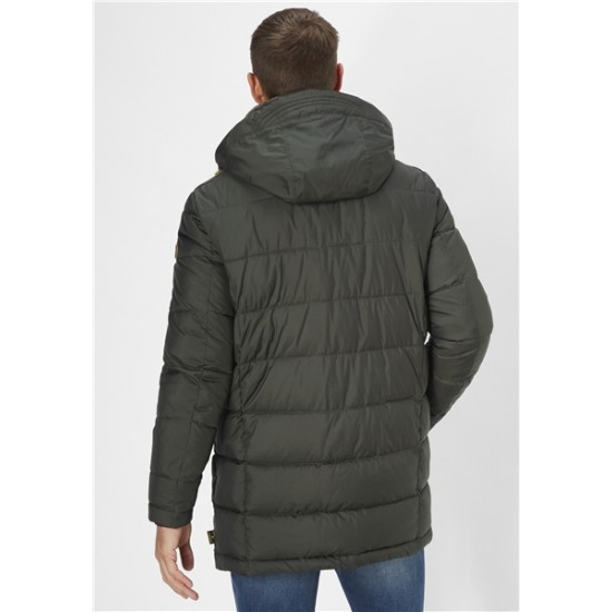 Jacket ROSS Redpoint (olive)